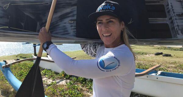 Dayone Rossi vence principal Desafio de Downwind Brasileiro em Fortaleza