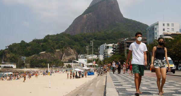 Estado do Rio tem 98% da população em baixo risco para Covid-19, segundo Secretaria de Saúde