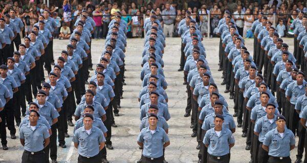 Região dos Lagos tem 68 candidatos militares ou ligados às forças de Segurança Pública