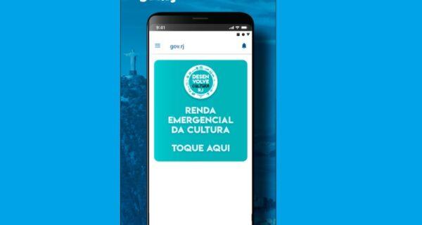Renda emergencial para cultura do Rio já pode ser solicitada por aplicativo