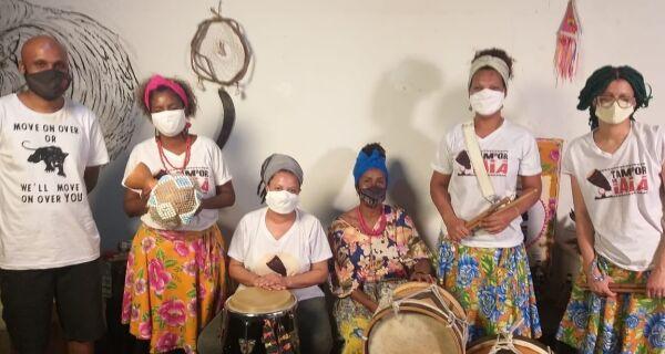 Coletivo Griot de Cabo Frio participa de festival de sustentabilidade ambiental