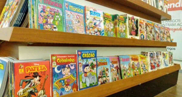 Dia das Crianças: quiosque no Park Lagos tem opções de leitura para os pequenos