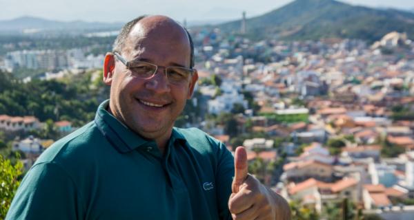 """Marcelo Magno: """"Tenho o sonho de ver uma cidade mais segura, com saúde e educação"""""""