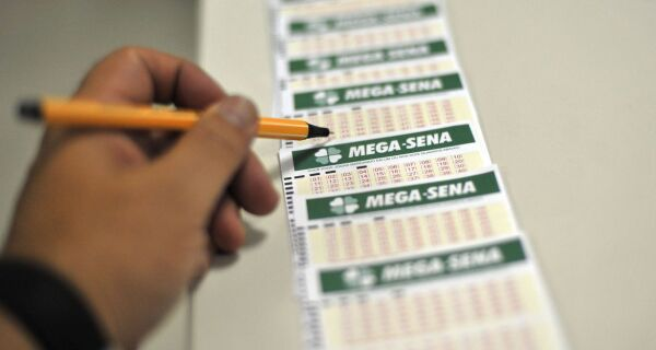 Mega-Sena sorteia hoje prêmio estimado em R$ 90 milhões