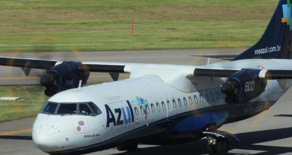 Cabo Frio terá voos sem escalas da Azul para o Rio de janeiro em dezembro