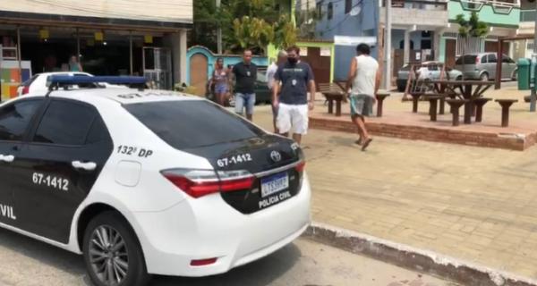 Criminoso que matou traficante rival na Prainha, em Arraial do Cabo, é preso pela Polícia Civil