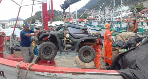 Inea retira quadriciclos de parques estaduais para uso nas praias do Rio