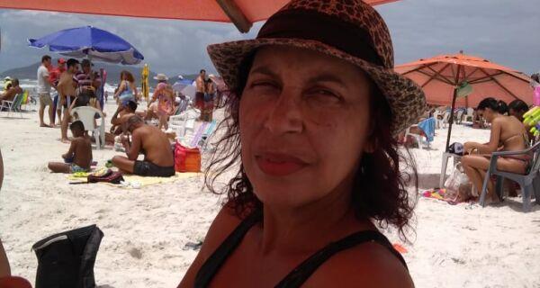 Turista mineira desaparece em Cabo Frio neste domingo