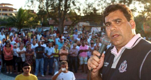 Ex-prefeito de Arraial do Cabo, Andinho, é internado com suspeita do novo coronavírus