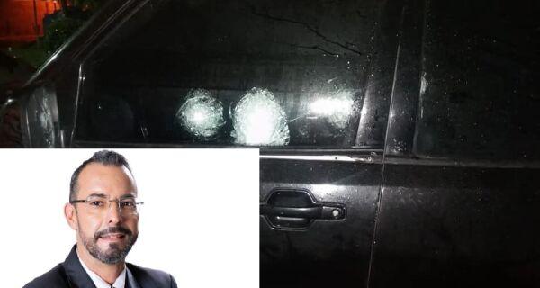 Candidato a prefeito de Búzios, Tom Viana sofre atentado