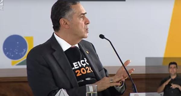 Eleições 2020: acompanhe entrevista do presidente do TSE ao vivo