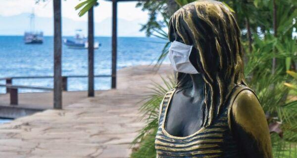 Novo decreto torna obrigatório o uso de máscara em Búzios