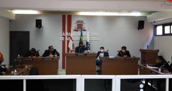 Câmara de Arraial convoca audiência pública para discutir orçamento de 2021