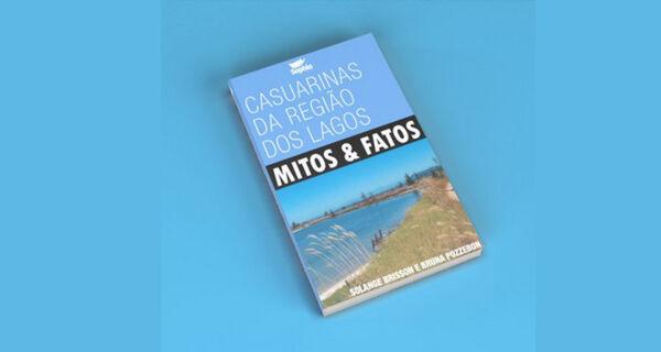 Livro em defesa das casuarinas chega às principais plataformas digitais em formato e-book