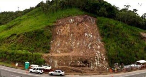 CCR ViaLagos realiza obras de contenção de encostas em Rio Bonito