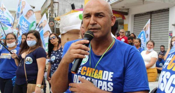 Oficial: Fábio do Pastel é eleito prefeito de São Pedro da Aldeia