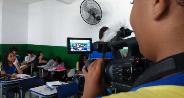 Alunos da rede municipal de Cabo Frio concorrem em festival internacional de cinema