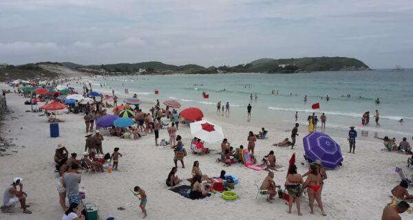Feriado de Finados: Ocupação hoteleira de Cabo Frio fica abaixo do esperado
