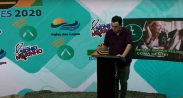 AO VIVO: acompanhe cobertura das eleições em Cabo Frio pela Litoral News