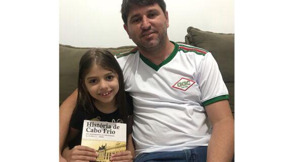 Lançamento da Sophia Editora sobre história de Cabo Frio faz sucesso entre os leitores