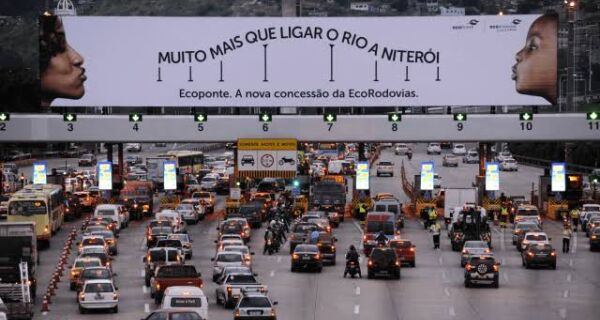 Pedágio da Ponte Rio-Niterói fica mais caro a partir deste sábado (7)