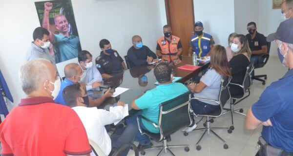 Com aumento no número de casos de Covid, Iguaba recua na flexibilização