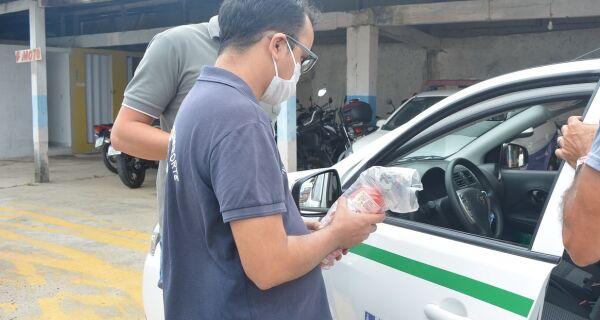 Prazo para fotos e vistoria dos táxis em São Pedro da Aldeia termina nesta sexta-feira (06)