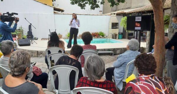 Workshop Solidário promove Inclusão Digital a Idosos de Cabo Frio