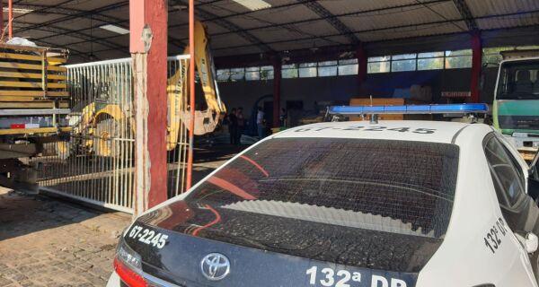 Polícia checa denúncia de desvio de material na Secretaria de Serviços Públicos de Arraial do Cabo