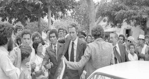 Morre Doca Street, assassino de Ângela Diniz; caso aconteceu em Búzios, em 1976