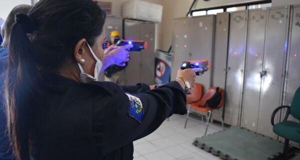 São Pedro da Aldeia treina Guarda Municipal para uso de armas não-letais