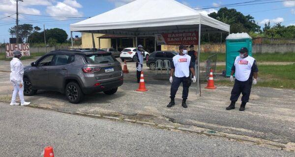 Prefeitura de Araruama vai realizar blitz contra o coronavírus nas entradas da Praia Seca