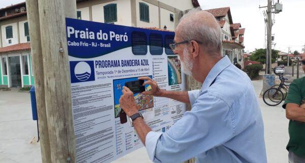 Bonifácio promete consolidar projeto Bandeira Azul no Peró