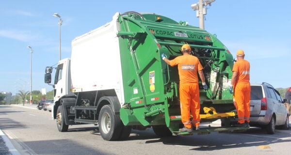 Litígio com aterro sanitário faz Comsercaf suspender coleta de lixo domiciliar em Cabo Frio
