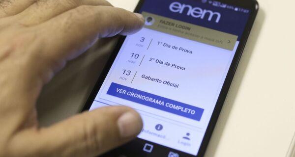 Inep disponibilizará cartão de confirmação do Enem em 5 de janeiro