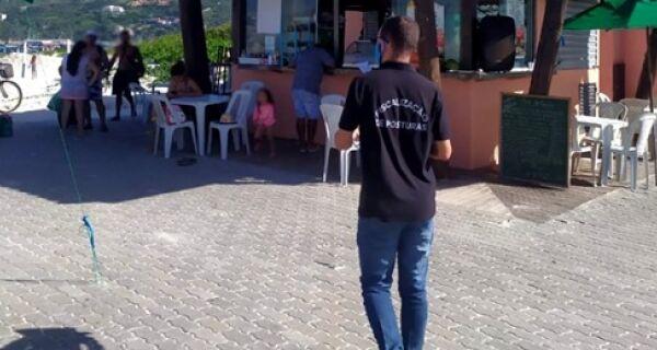 Prefeitura de Arraial notifica estabelecimentos sobre eventos particulares de fim de ano