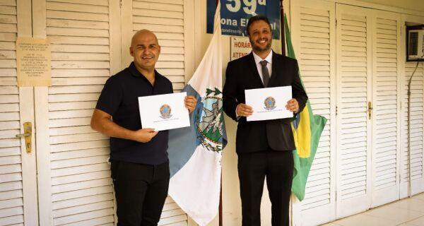 Diplomado, Fábio do Pastel anuncia nomes para o secretariado em São Pedro da Aldeia