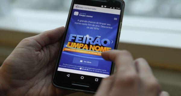 Feirão Serasa Limpa Nome é prorrogado até 21 de dezembro