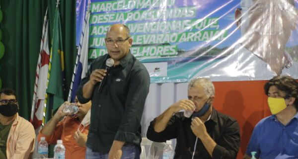 Marcelo Magno anuncia os primeiros nomes para o secretariado em Arraial