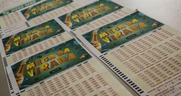 Mega da Virada sorteia hoje prêmio de R$ 300 milhões