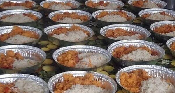Governo do Estado vai oferecer 2 mil refeições natalinas para pessoas em situação de vulnerabilidade