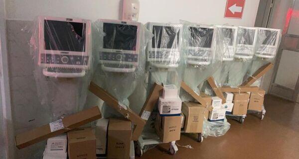 Araruama anuncia compra de novos respiradores para tratamento da Covid-19