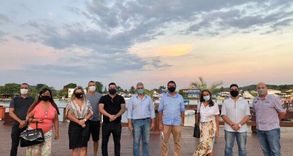 Acia e empresários do setor turístico se reúnem com futuro secretário de Turismo e Esporte