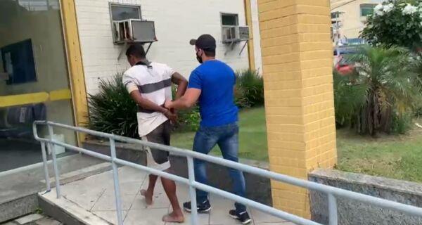 Delegacia de Arraial do Cabo prende jovem que manteve mulher em cárcere privado durante três dias
