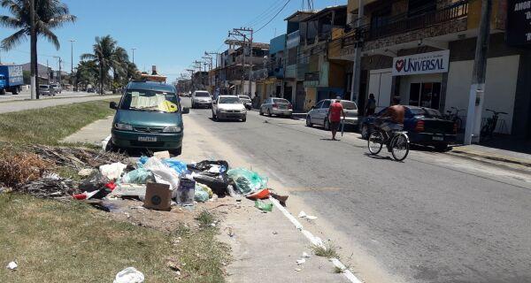 Tamoios: problemas do tamanho de uma cidade