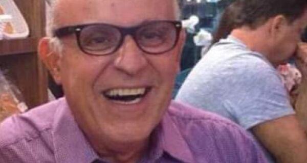 Morre vítima da Covid-19 o médico e empresário José Roberto Mendes da Rocha