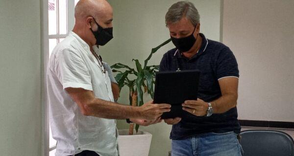 Associação Comercial e Empresarial de Búzios se reúne com prefeito Alexandre Martins
