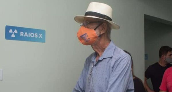 Bonifácio pede apoio federal para reabertura dos hospitais de Tamoios e da Criança