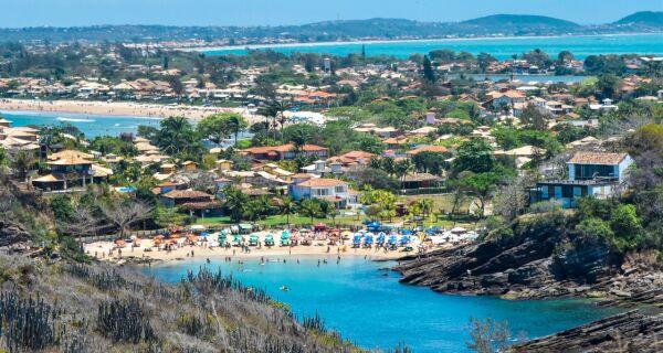 Búzios está entre os cinco destinos do Rio mais procurados para este verão