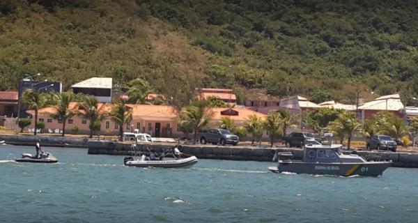 Prefeitura e Capitania elaboram plano de regulamentação de serviços marítimos em Cabo Frio